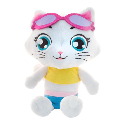 Купить Мягкая игрушка 44 Котенка Миледи 20 см, Мягкие игрушки