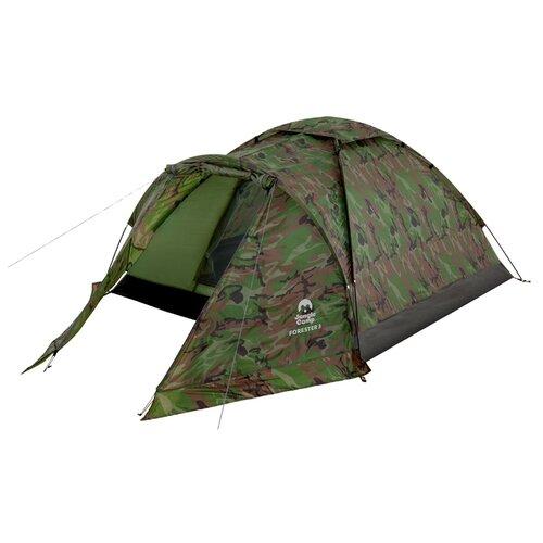 цена на Палатка Jungle Camp Forester 3 камуфляж
