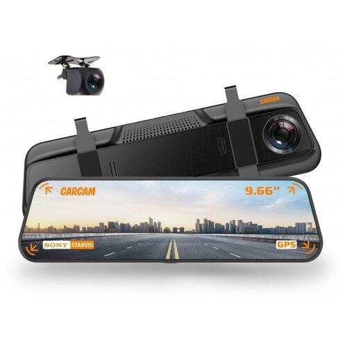 Автомобильный видеорегистратор-зеркало CARCAM Z8