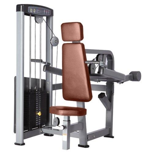 Фото - Тренажер со встроенными весами Bronze Gym D-007 коричневый/серый тренажер со встроенными весами bronze gym ld 9028 черный