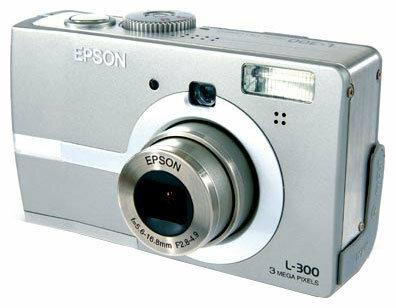 Фотоаппарат Epson PhotoPC L-300