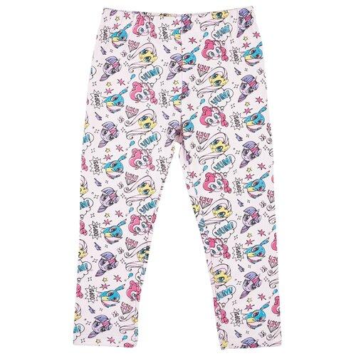 Леггинсы kari My Little Pony размер 7-8, розовыйБрюки<br>