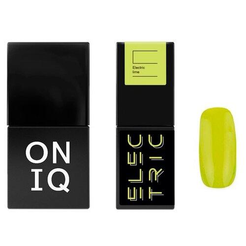Купить Гель-лак для ногтей ONIQ Electric, 10 мл, 150 Lime