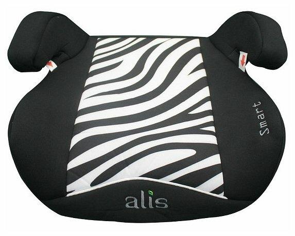 Автокресло группа 2/3 (15-36 кг) Alis Smart