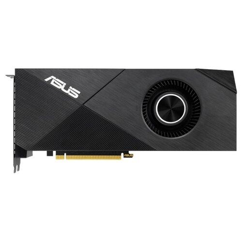 Купить Видеокарта ASUS Turbo GeForce RTX 2080 SUPER 1815MHz PCI-E 3.0 8192MB 15500MHz 256 bit 3xDisplayPort HDMI HDCP EVO Retail