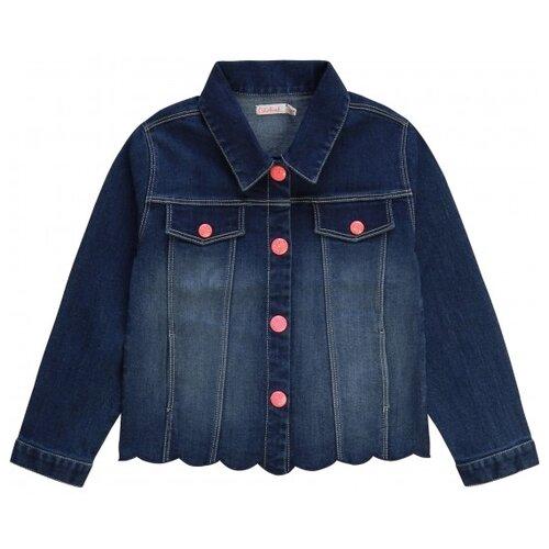 Купить Куртка Billieblush U16241 размер 104, Z40 синий, Куртки и пуховики