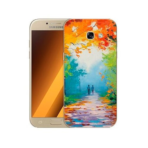 Чехол Gosso 542889 для Samsung Galaxy A5 (2017) яркая осень чехол для samsung galaxy a5 2017 130816