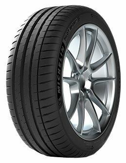 Автомобильная шина MICHELIN Pilot Sport 4 255/40 R17 98Y летняя