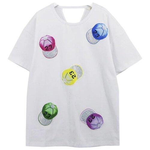 Футболка Deloras размер 146, белый футболка deloras размер 146 белый
