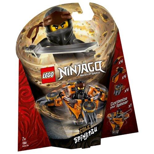 Купить Конструктор LEGO Ninjago 70662 Коул: мастер Кружитцу, Конструкторы