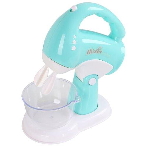 Купить Миксер Джамбо Тойз JB0203957 белый/зеленый, Детские кухни и бытовая техника