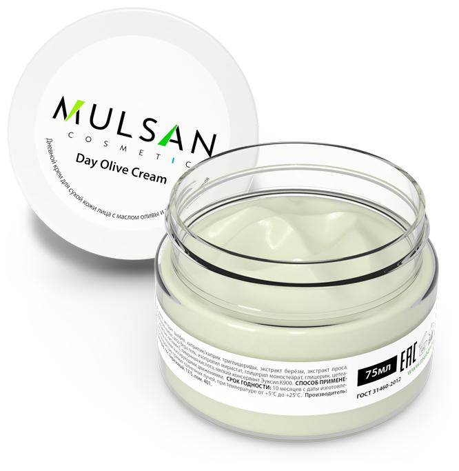 MULSAN Day Olive Cream Дневной крем