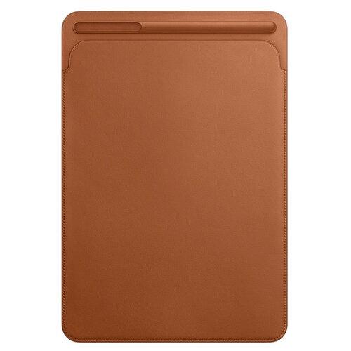 Фото - Чехол Apple Leather Sleeve для Apple iPad Pro 10.5 Saddle Brown чехол для ipad pro 12 9 apple leather sleeve black