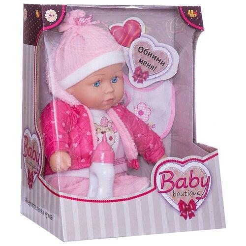 Купить Кукла ABtoys Baby boutique, 40 см, PT-00962, Куклы и пупсы