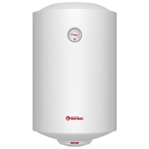 Накопительный электрический водонагреватель Thermex TitaniumHeat 80 V, белый