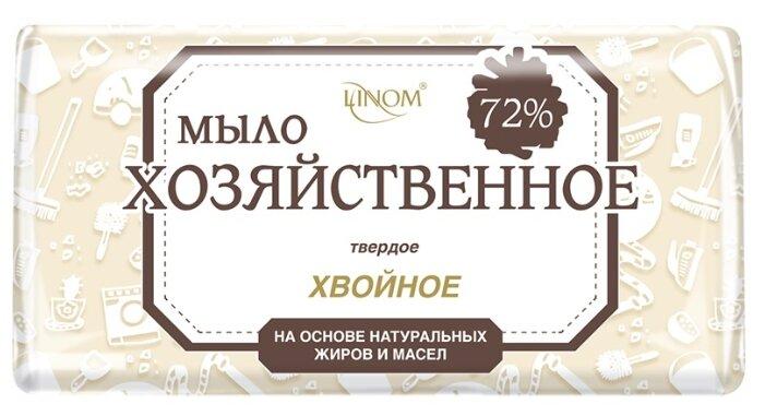 Хозяйственное мыло Linom хвойное 72%