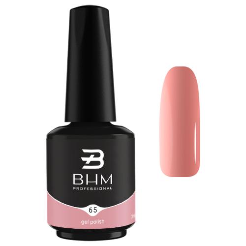Купить Гель-лак для ногтей BHM Professional Gel Polish, 7 мл, оттенок №065 Creme brulee
