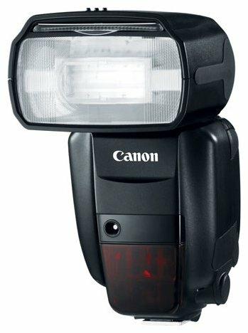 Вспышка Canon SpeedLite 600 EX-RT II
