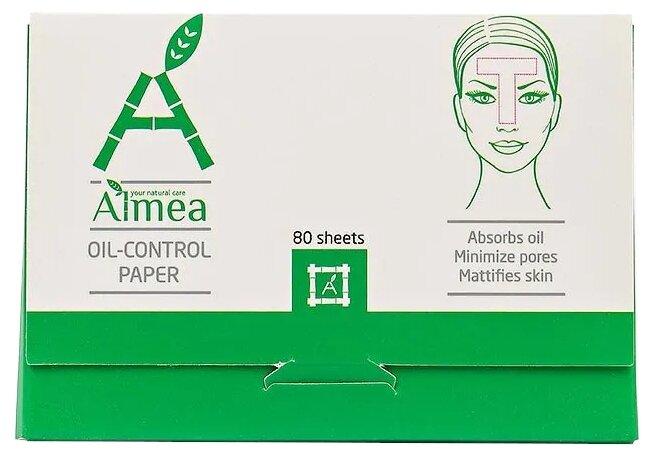 Almea матирующие салфетки Oil control Paper