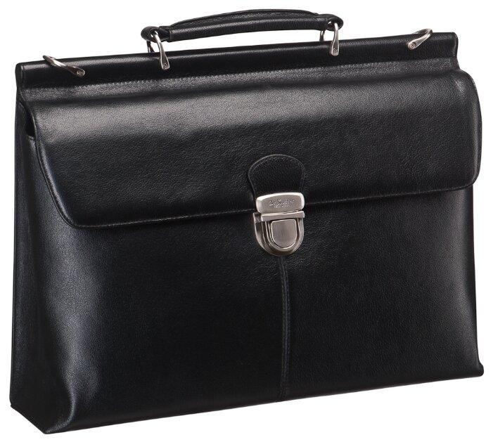 Портфель для мужчин Dr.Koffer P402570, натуральная кожа