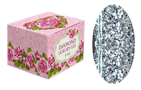 Гель-лак Rio Profi Diamond Luxury Gel 5