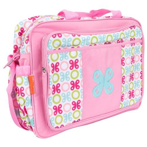 Купить Сумка Corol BLS-02 розовый, Сумки для мам