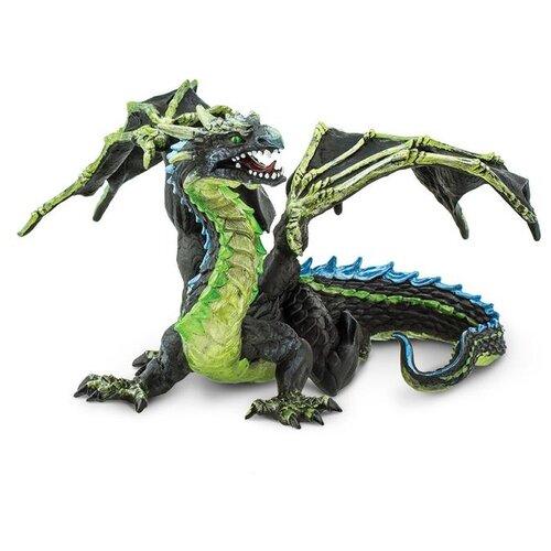 Купить Фигурка Safari Ltd Туманный дракон 10154, Игровые наборы и фигурки