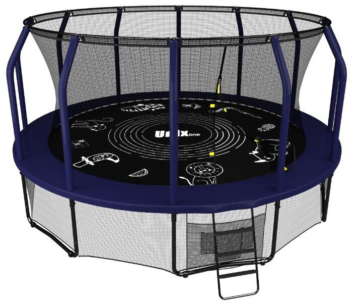 Батут Eclipse Jumper 14ft (427 см) с защитной сеткой
