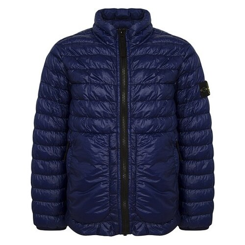 Купить Куртка Stone Island 681640332 размер 128, V0027 синий, Куртки и пуховики