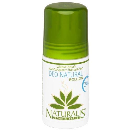 Naturalis дезодорант, ролик, Deo Natural, 50 мл