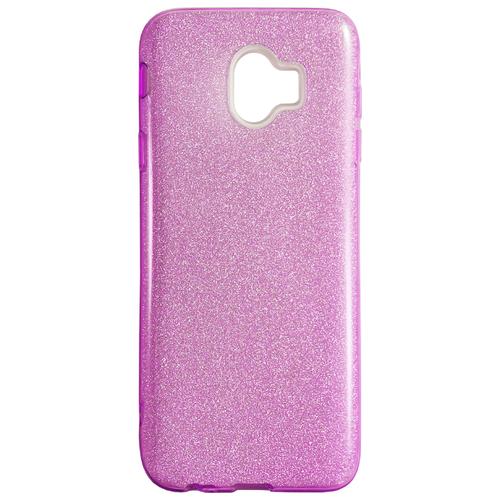 Купить Чехол Akami Shine для Samsung Galaxy J4 2018 розовый