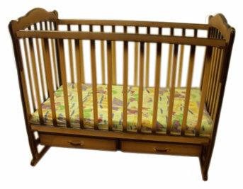 Кроватка Славяне Варвара