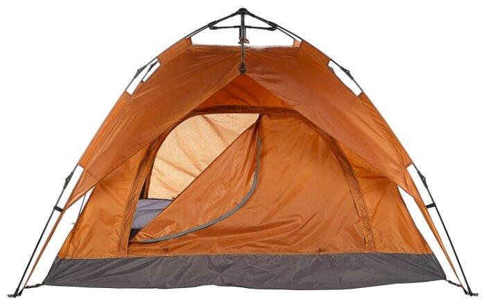 Палатка LANYU LY-1699 4-х местная двухкомнатная 450х220х180см туристическая