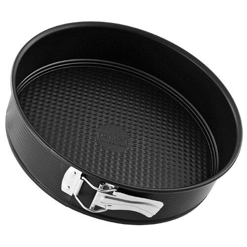 Форма для выпечки стальная Fackelmann 6503, разъемная (26 см) формы для выпечки fackelmann форма для выпечки разъемная 24см black