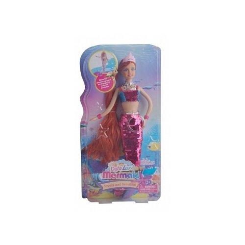 Кукла Defa Lucy Русалка, 8433b