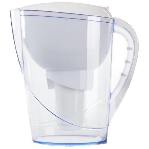 Фильтр кувшин Гейзер Аквариус Ж 2 л белый фильтр кувшин гейзер аквариус