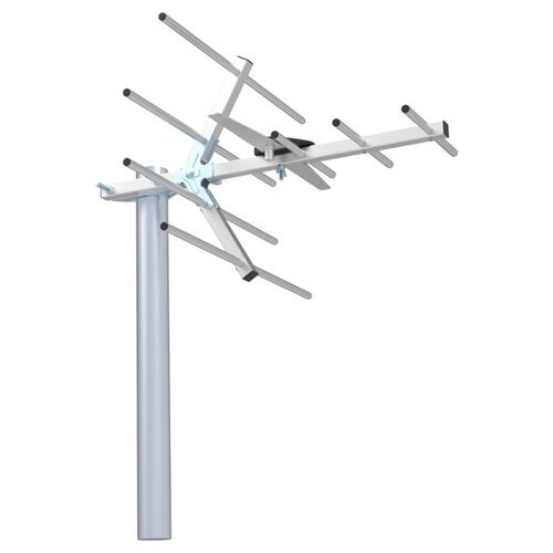 Уличная DVB-T2 антенна Hyundai H-TAE220 уличная dvb t2 антенна selenga 131f