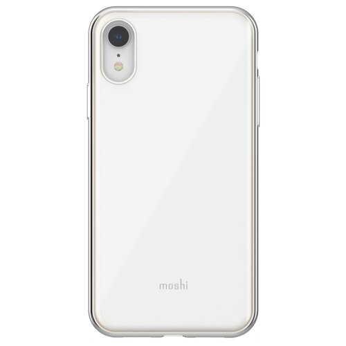 Чехол Moshi iGlaze для Apple iPhone Xr жемчужно-белыйЧехлы<br>