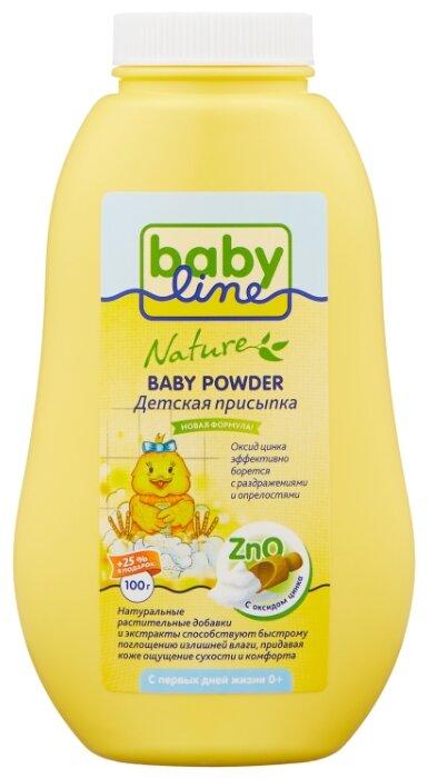 BabyLine Присыпка Nature с оксидом цинка