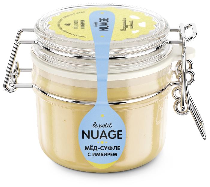 Крем-мед Le Petit Nuage с имбирем