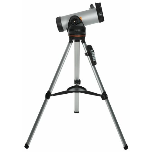 Фото - Телескоп Celestron LCM 114 серебристый телескоп