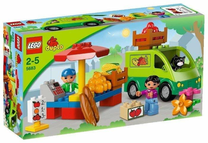 Конструктор LEGO DUPLO 5683 Торговый рынок