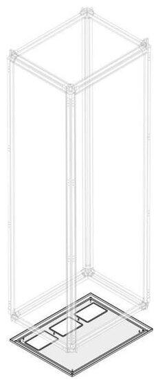 Элемент верхней крышки / нижнего основания распределительного шкафа ABB 1STQ002299B0000