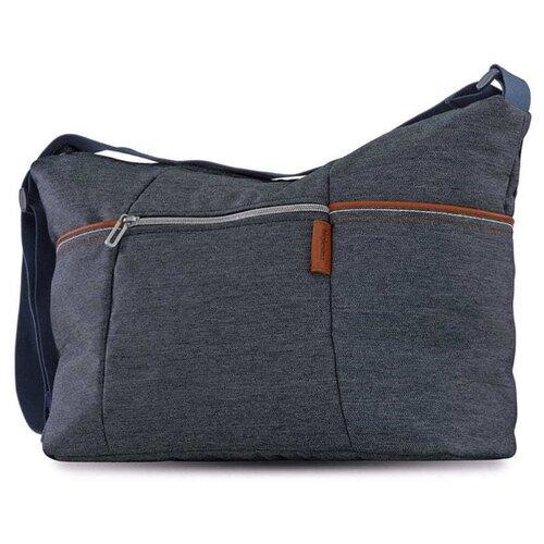 Сумка Inglesina Trilogy bag village denim, Сумки для мам  - купить со скидкой
