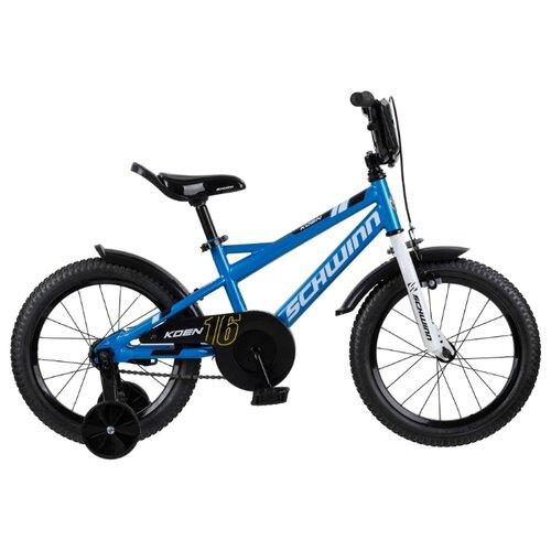 цена на Детский велосипед Schwinn Koen 16 синий (требует финальной сборки)