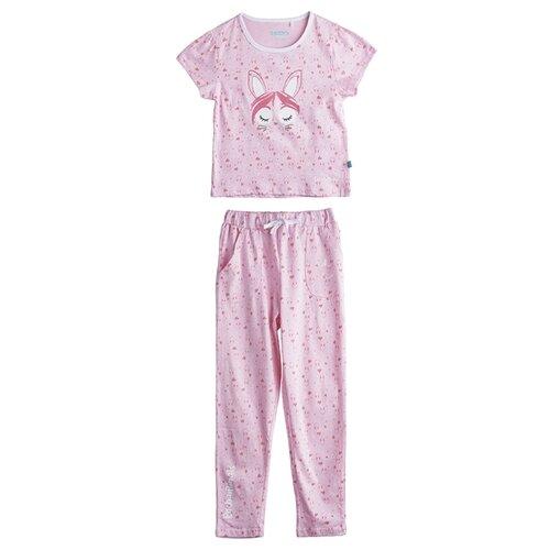 Пижама kari Enchantimals размер 6-7, розовыйДомашняя одежда<br>