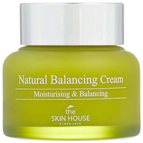The Skin House Natural Balancing Cream Балансирующий крем для лица, 50 мл