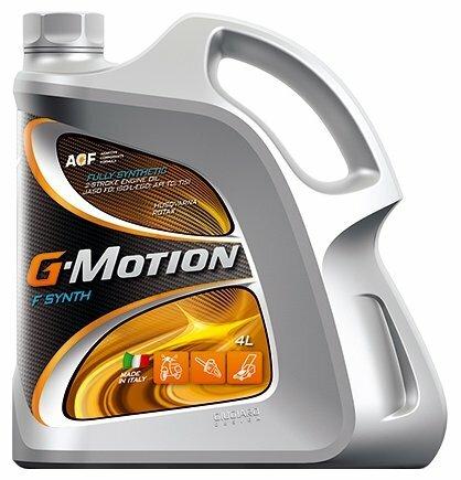 Масло для садовой техники G-Energy F Synth 4 л