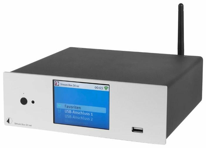 Сетевой аудиоплеер Pro-Ject Stream Box DS net