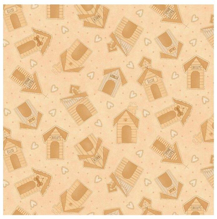 Ткань STOF PEPPY (P - W) для пэчворка 4704/18 фасовка 50 x 55 см 143±5 г/кв.м будки